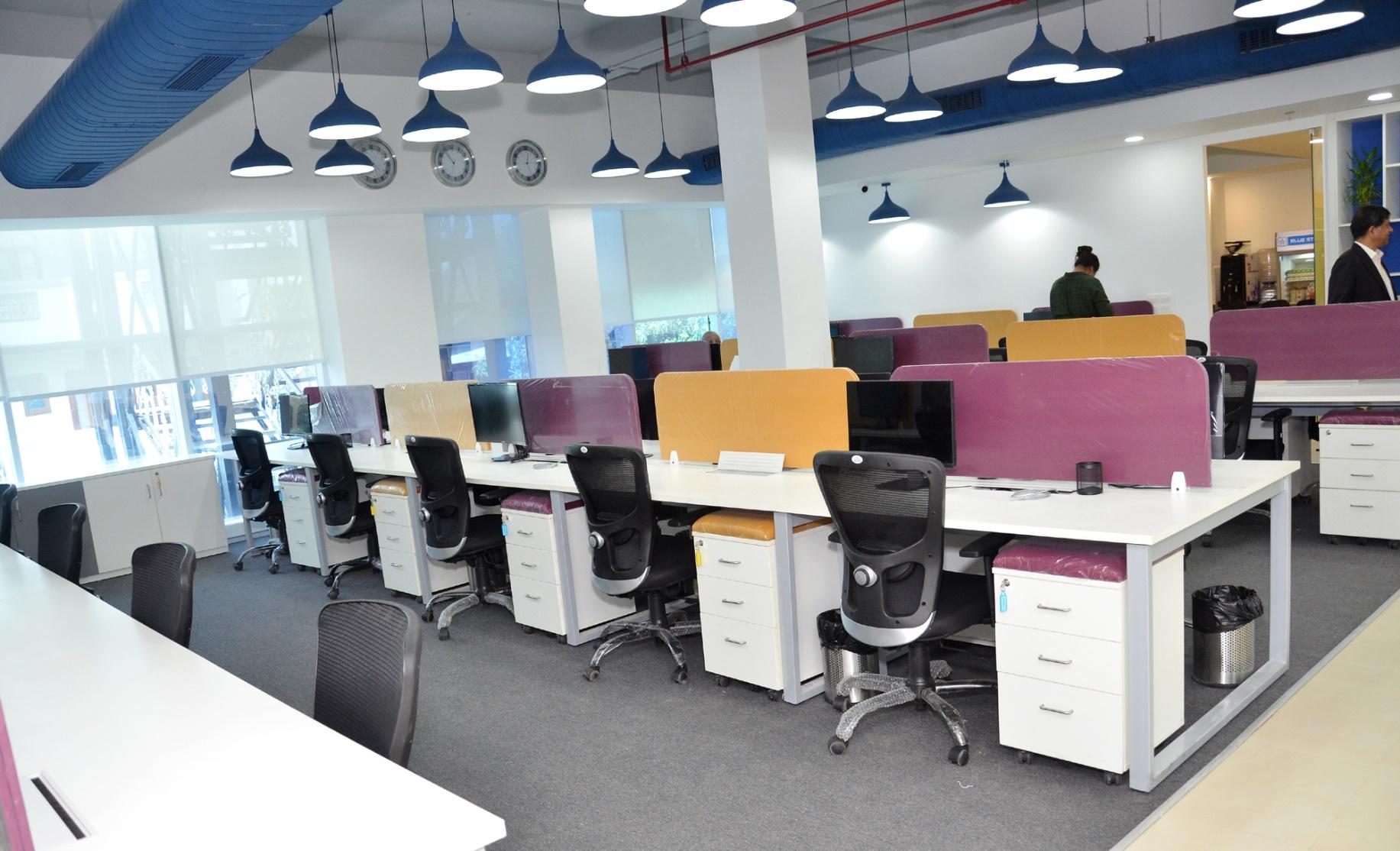 Viscadia Office Inside
